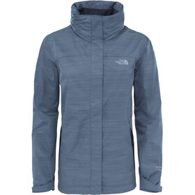 The North Face Lowland Jacket Women TNF Medium Grey Heather